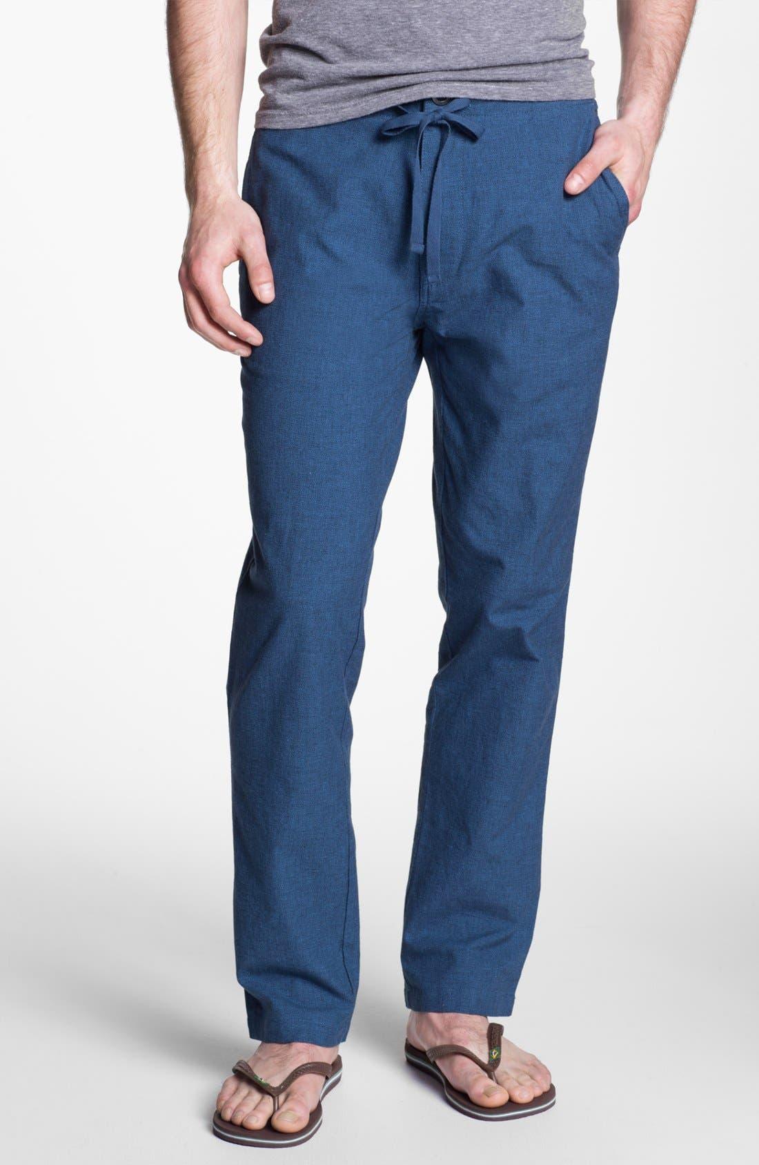 Alternate Image 1 Selected - Volcom 'Vice Versa' Slim Straight Leg Pants