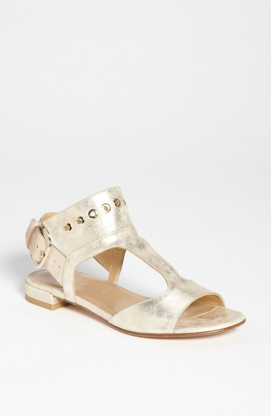 Alternate Image 1 Selected - Stuart Weitzman 'Cuffy' Sandal