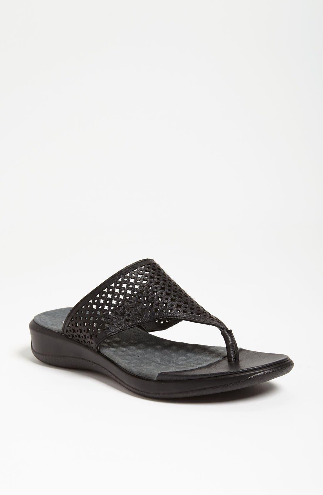 Alternate Image 1 Selected - SoftWalk® 'Tallahassee' Sandal