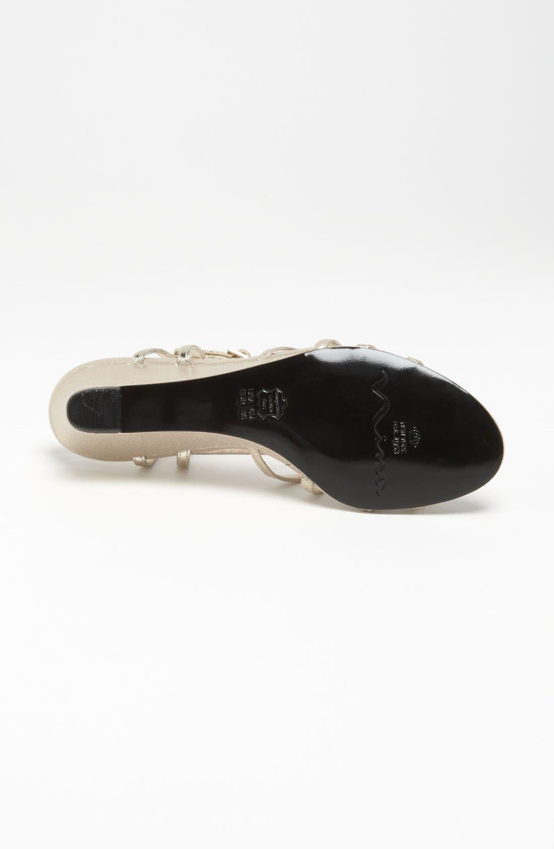 Alternate Image 4  - Nina 'Foley' Wedge Sandal