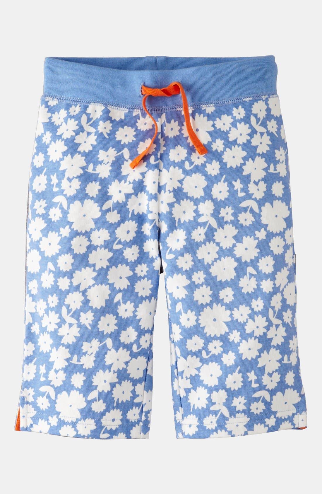 Alternate Image 1 Selected - Mini Boden Jersey Capri Pants (Toddler)