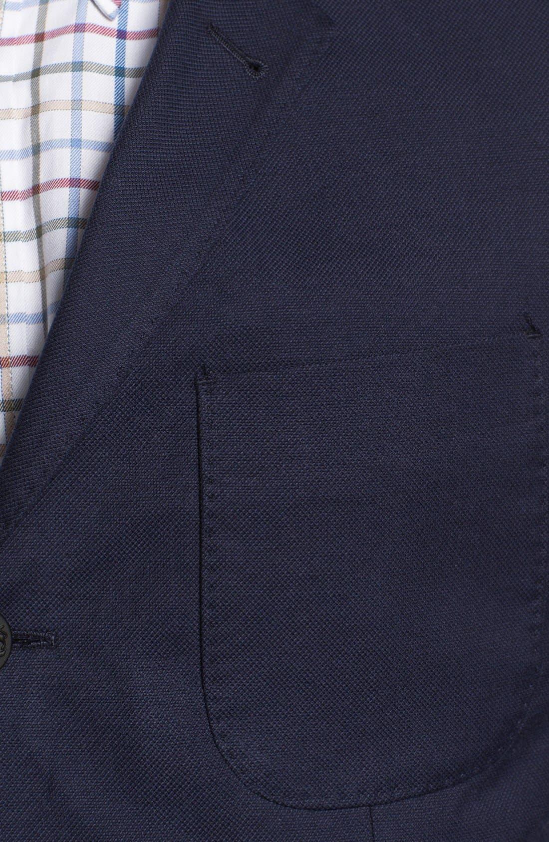 Alternate Image 3  - Façonnable 'Veste' Piqué Sportcoat