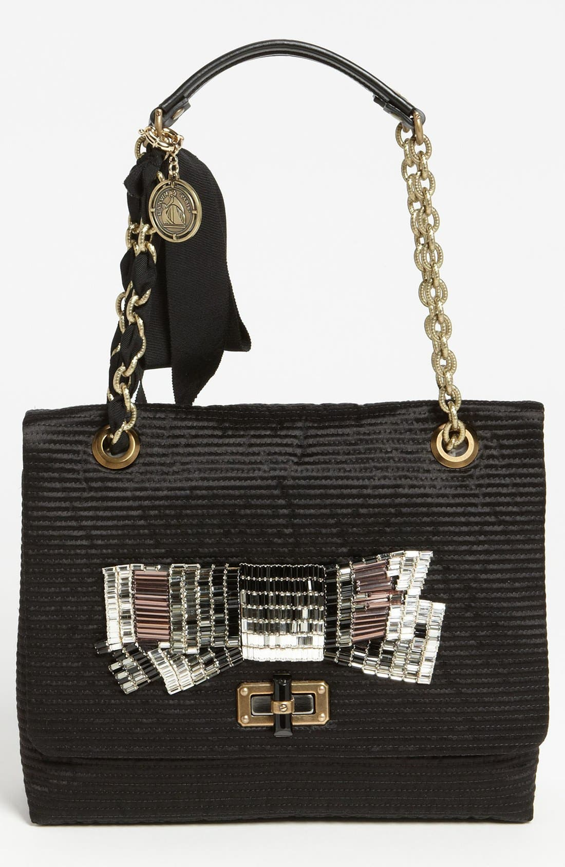 Alternate Image 1 Selected - Lanvin 'Happy' Quilted Shoulder Bag