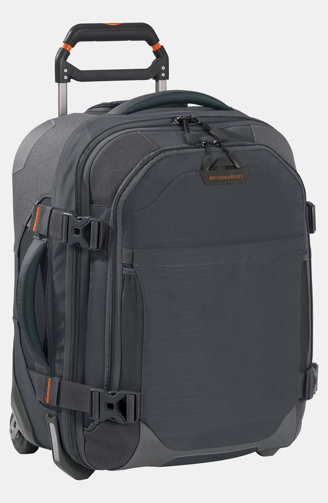Alternate Image 1 Selected - Briggs & Riley 'Explore' Wide Body Carry-On