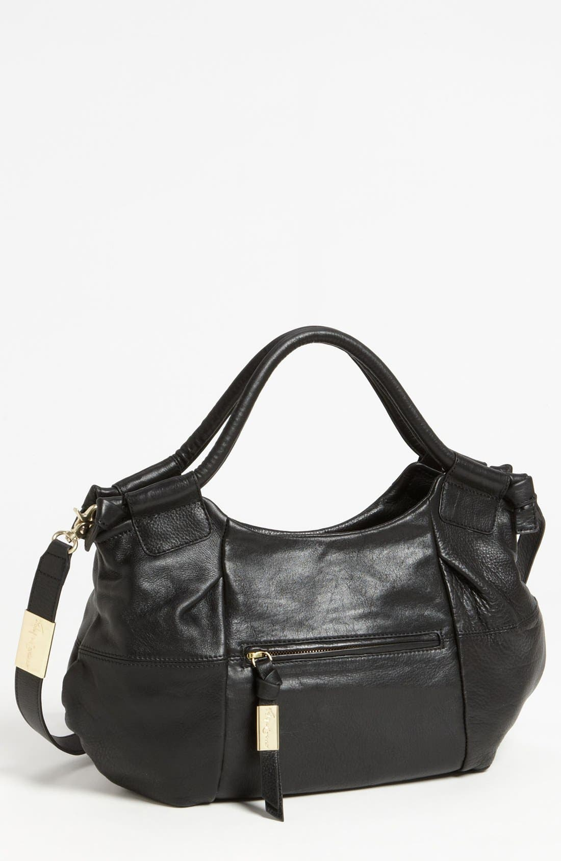 Main Image - Foley + Corinna 'Kami - Mini' Leather Satchel
