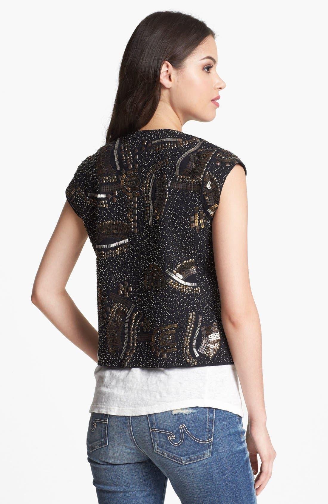 Alternate Image 2  - Hinge® Embellished Vest