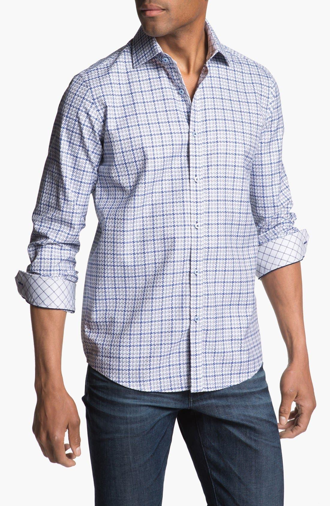 Main Image - Report Collection Regular Fit Sport Shirt