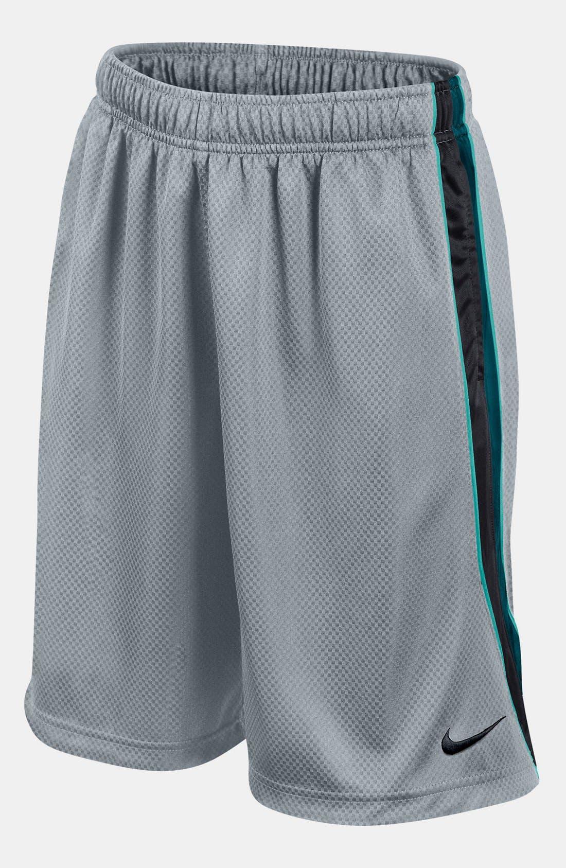 Alternate Image 1 Selected - Nike 'Aceler8' Shorts (Big Boys) (Special Purchase)