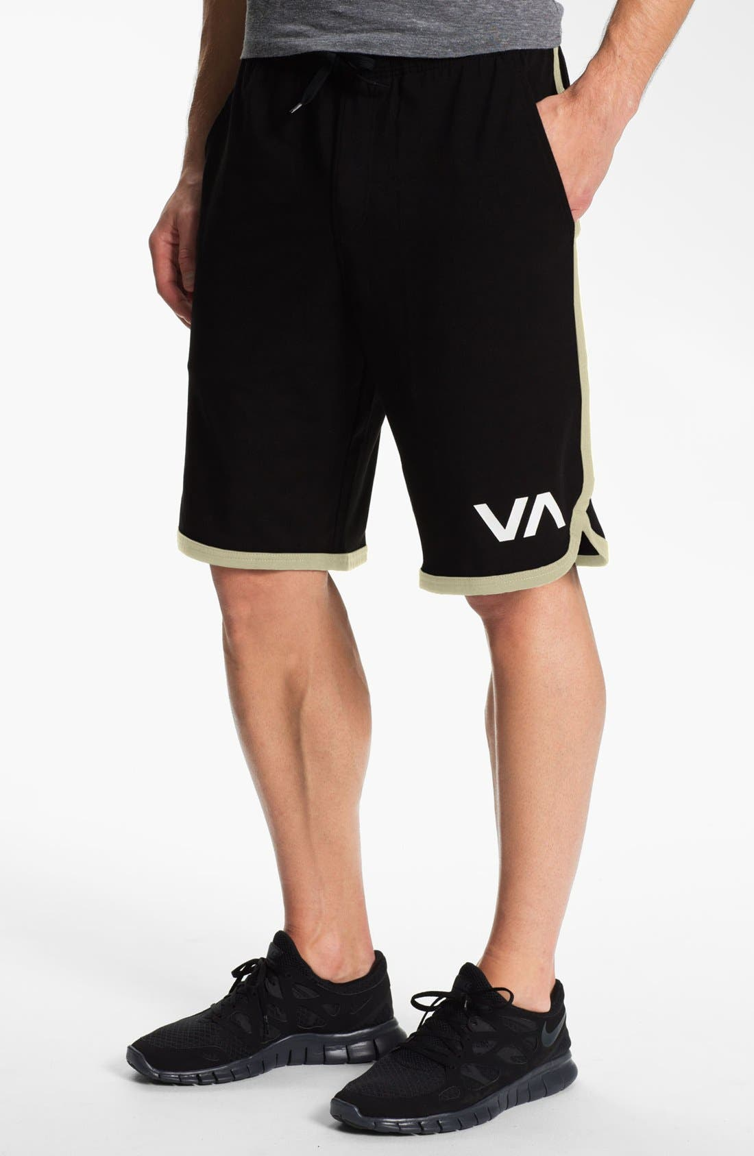 Alternate Image 1 Selected - RVCA 'Sport' Athletic Shorts
