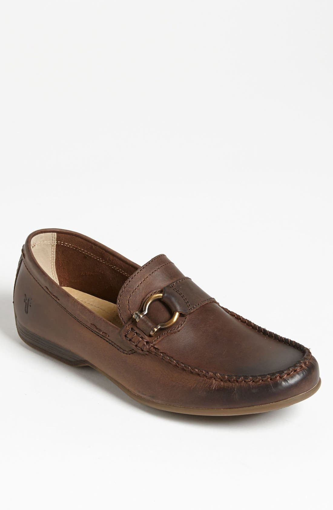 Alternate Image 1 Selected - Frye 'Lewis' Bit Loafer