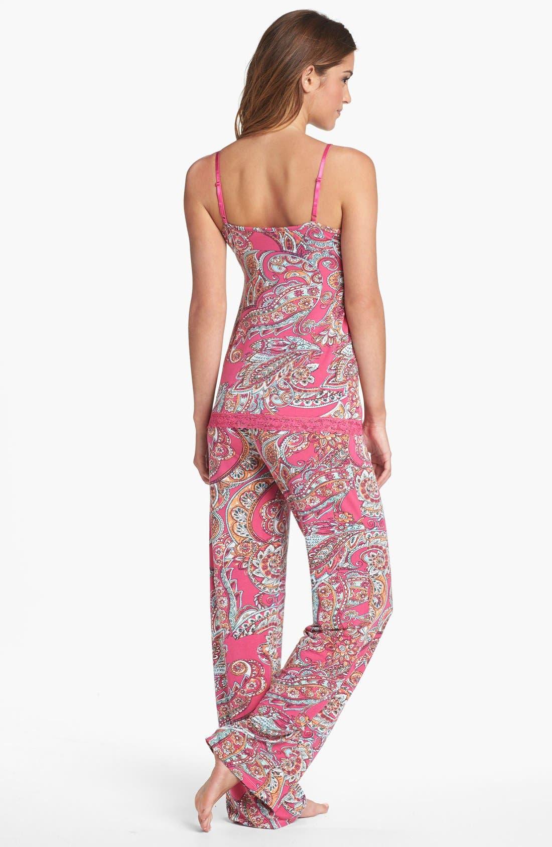 Alternate Image 3  - PJ Salvage Camisole Pajamas