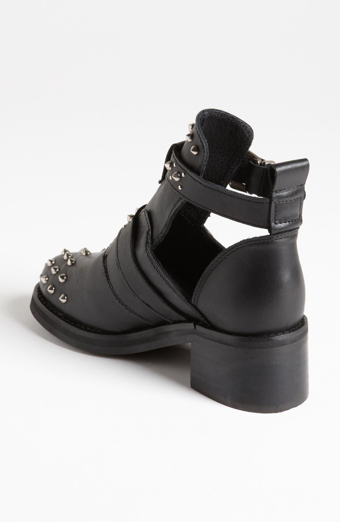 Alternate Image 2  - Topshop 'Arabel' Studded Cutout Boot