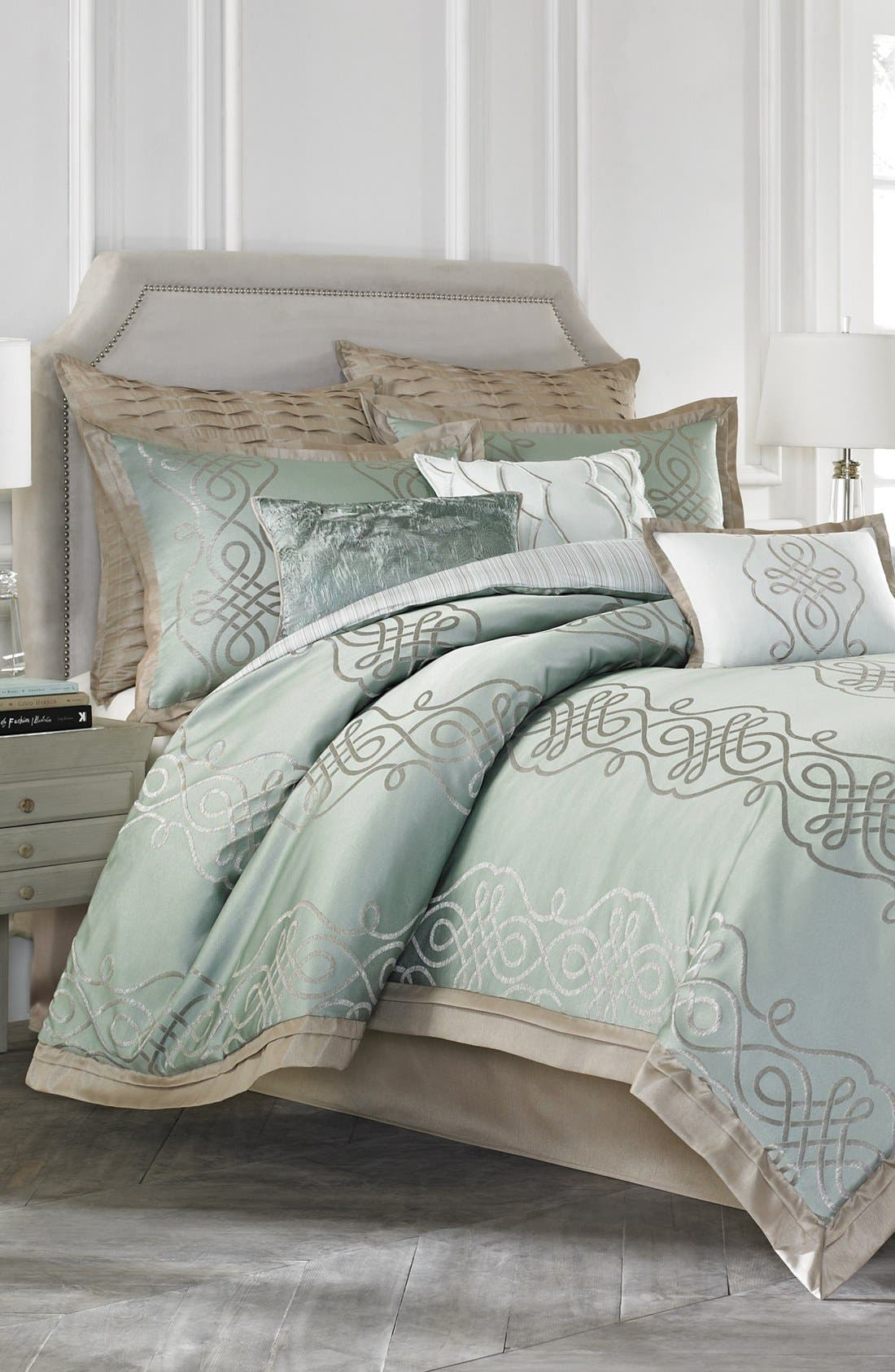 Alternate Image 1 Selected - Vince Camuto 'Copenhagen' Comforter Set