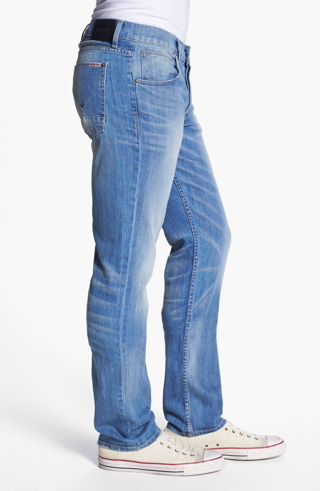 Alternate Image 3  - Hudson Jeans 'Byron' Straight Leg Jeans (Prague)
