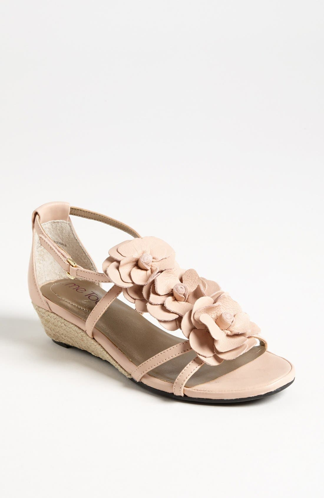 Alternate Image 1 Selected - Me Too 'Simona' Wedge Sandal