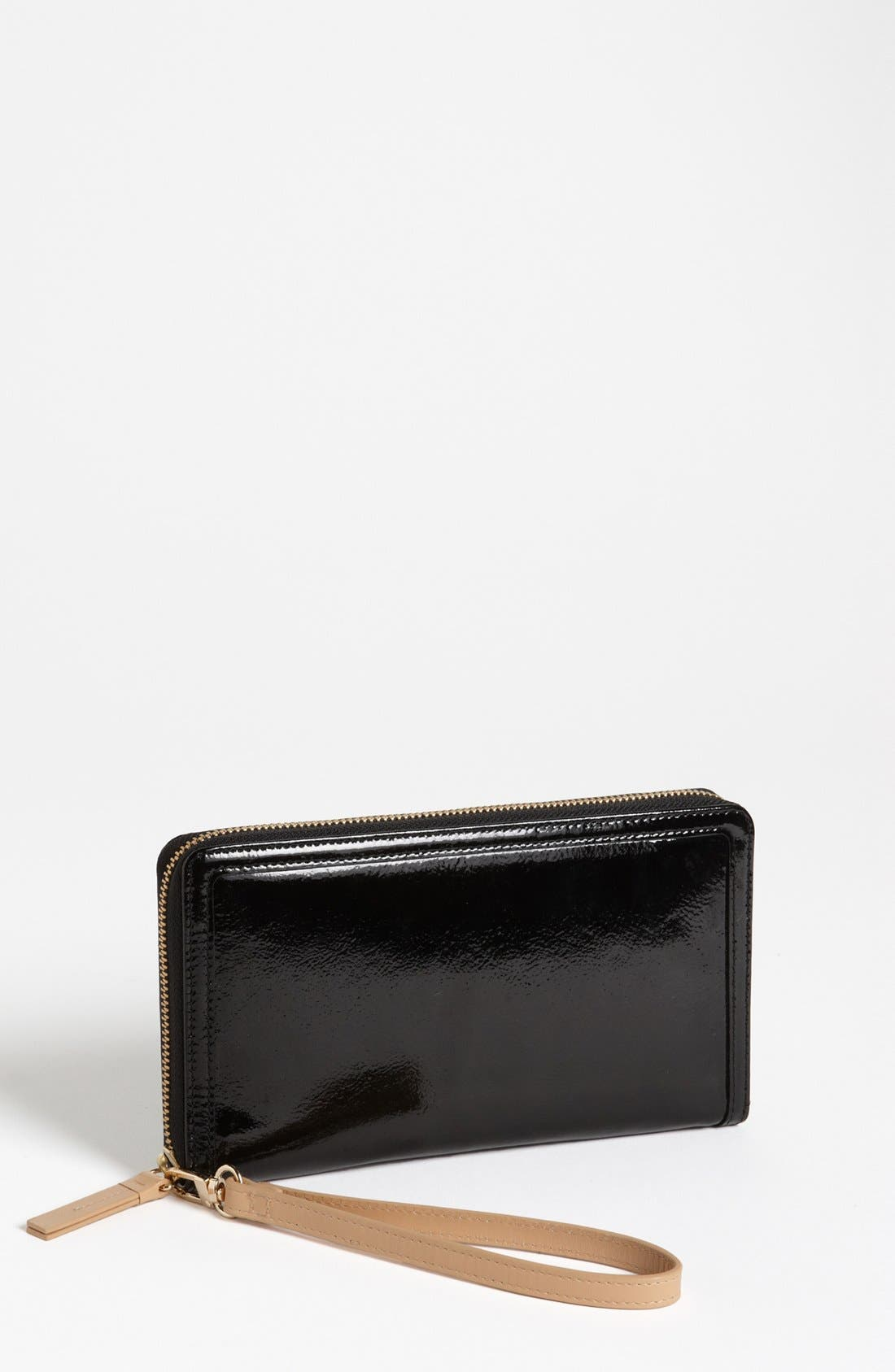 Alternate Image 1 Selected - Halogen® 'Large' Continental Wallet