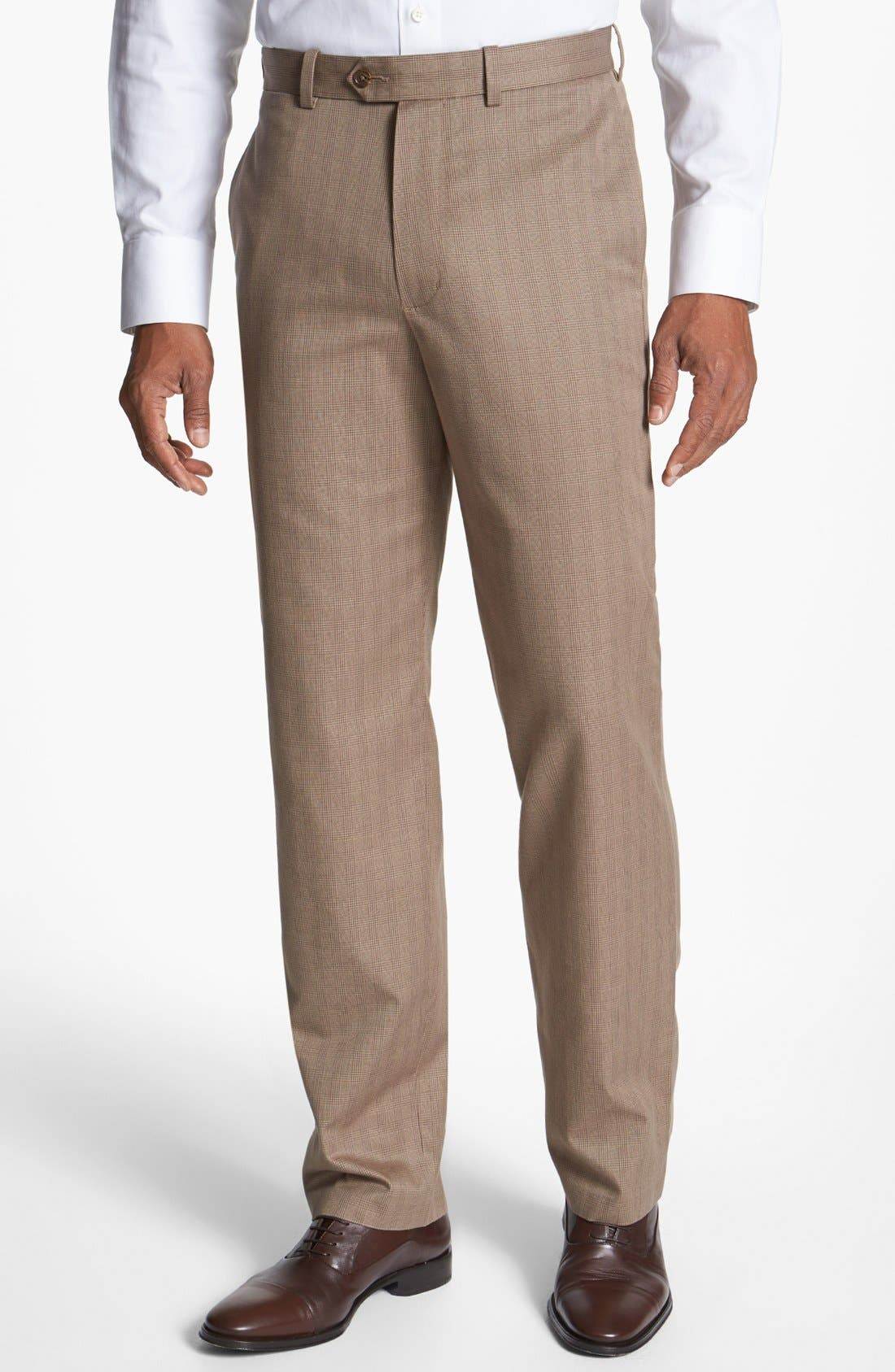 Alternate Image 1 Selected - John W. Nordstrom® Supima® Cotton Pants