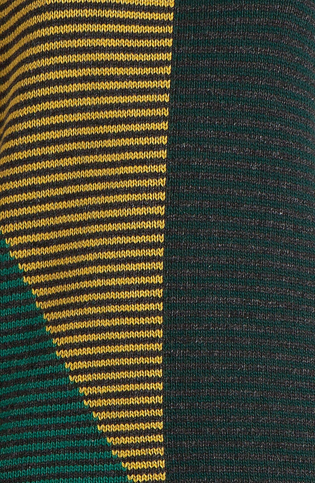 Alternate Image 4  - Marni Multistripe Wool & Cashmere Sweater