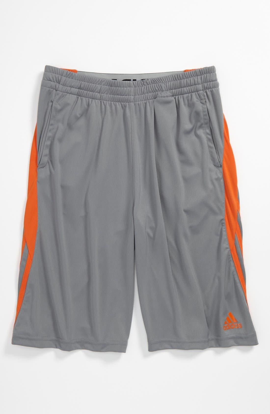 Alternate Image 1 Selected - adidas 'Ultimate Swat' Shorts (Big Boys)