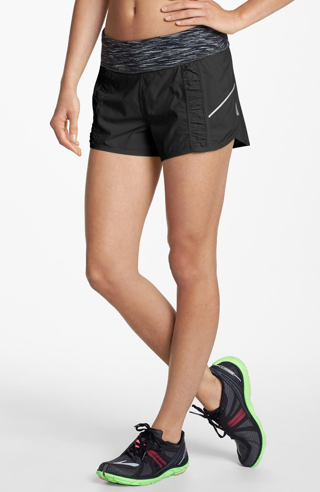 Alternate Image 1 Selected - Zella 'Move 2' Shorts