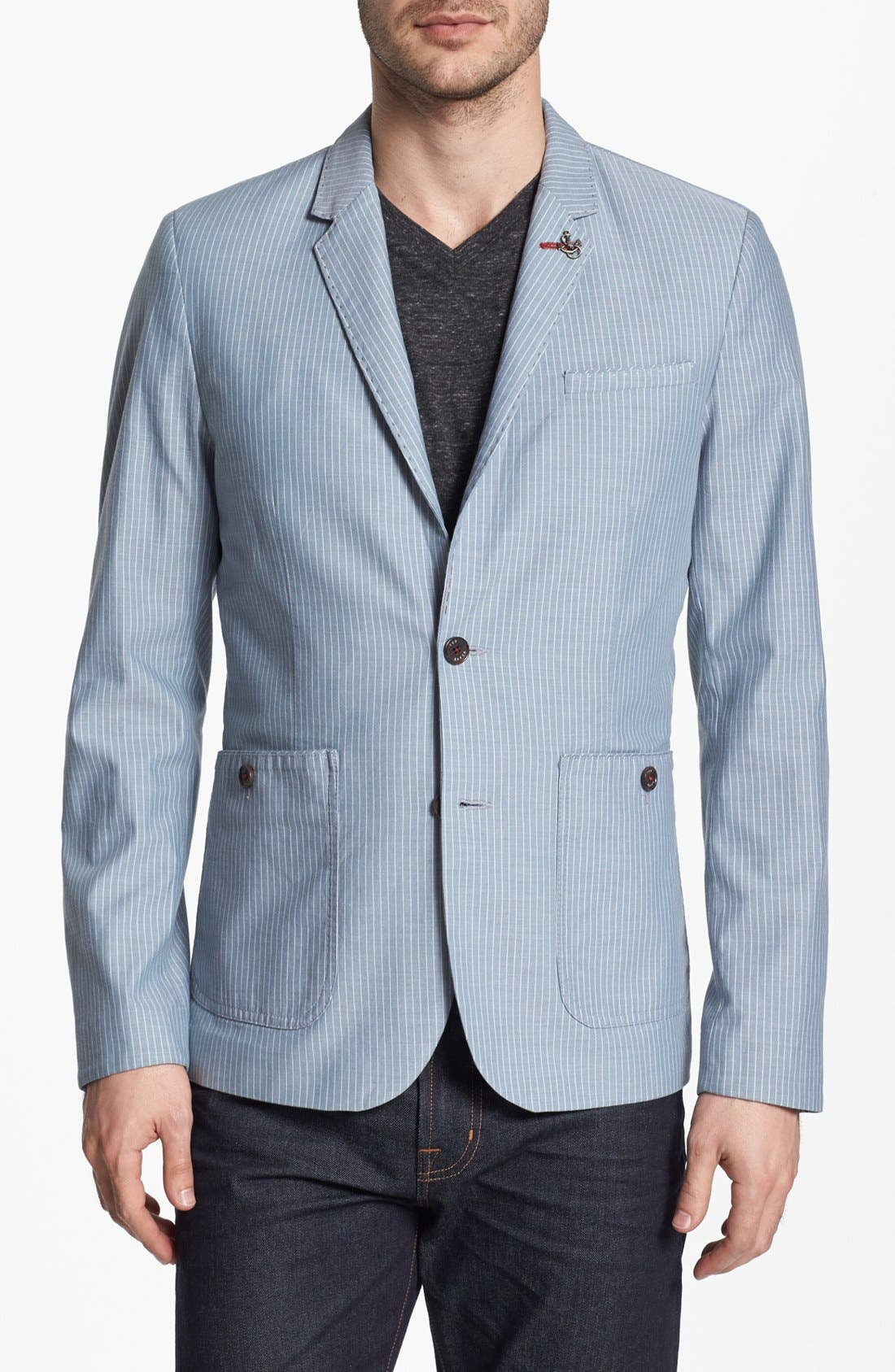 Main Image - Ted Baker London 'Greybak' Blazer