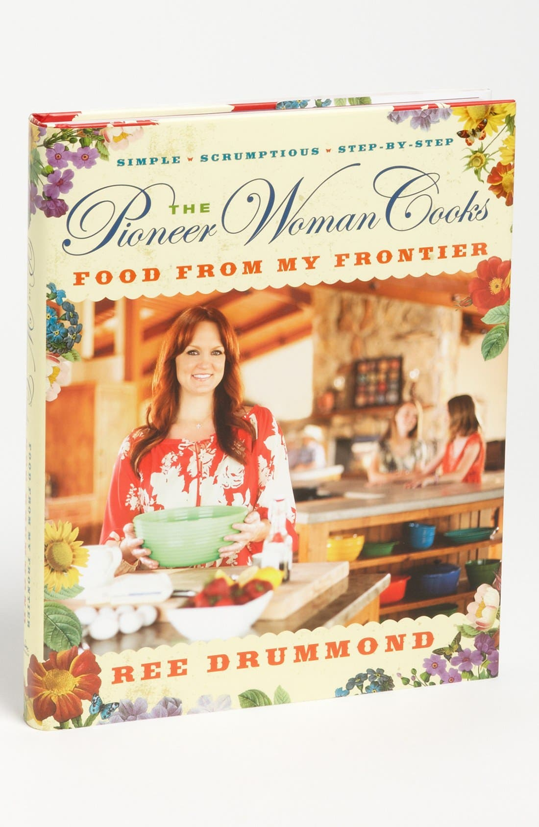 Alternate Image 1 Selected - 'The Pioneer Woman Cooks: Food from My Frontier' Cookbook