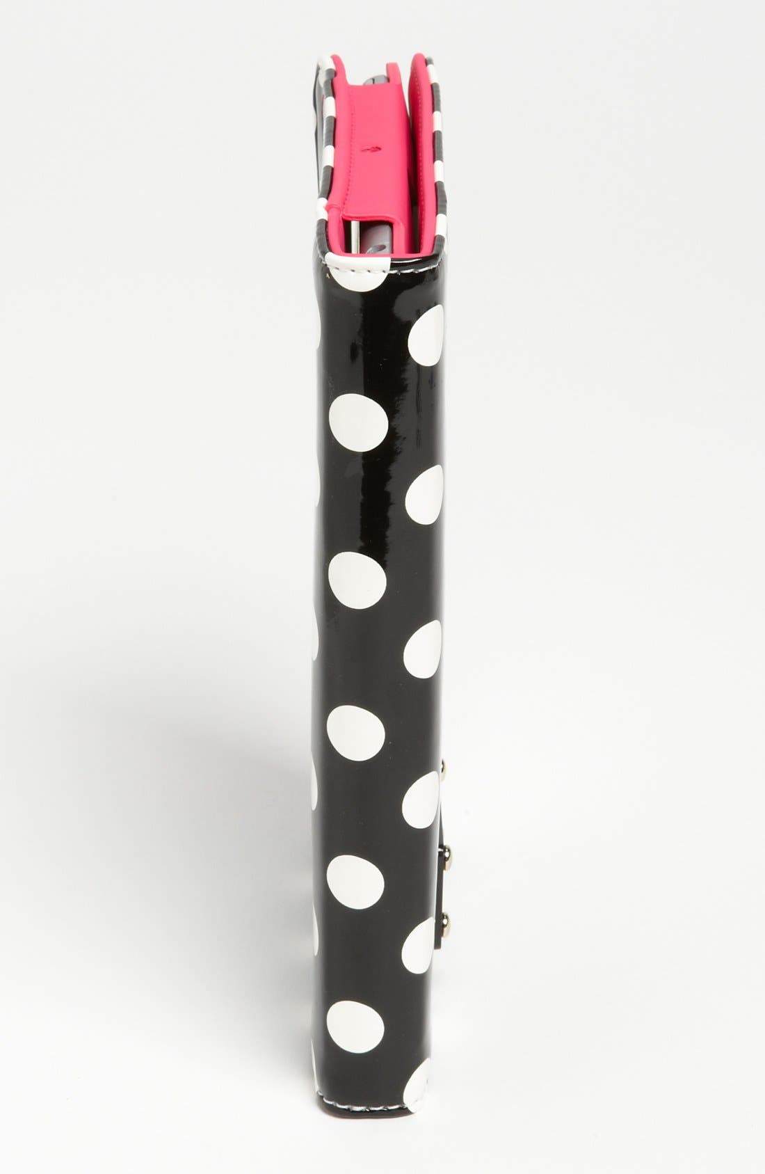 Alternate Image 3  - kate spade new york 'le pavillion' iPad mini folio