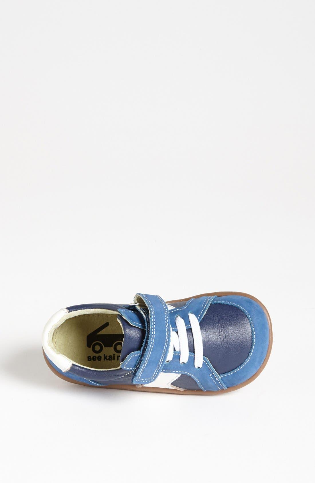 Alternate Image 3  - See Kai Run 'Connor' Sneaker (Baby, Walker & Toddler)