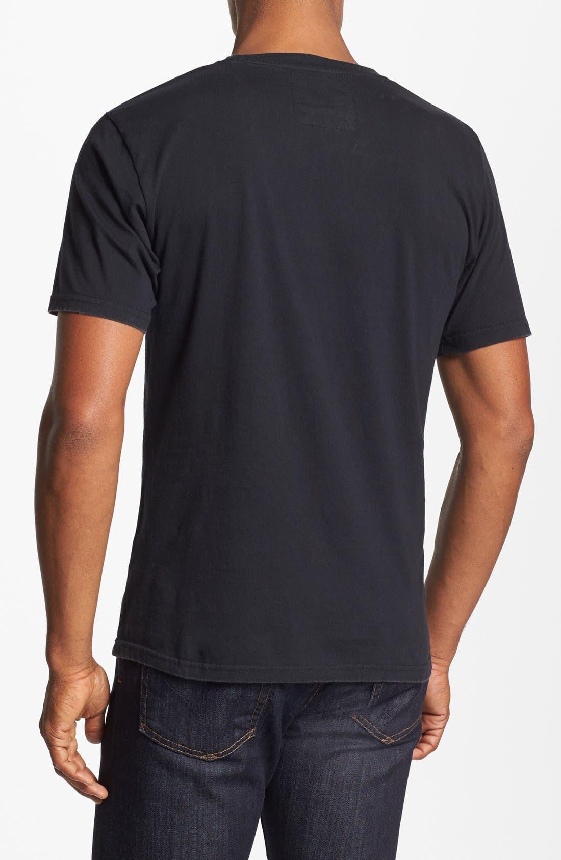 Alternate Image 2  - Red Jacket 'Seals - Reversal' T-Shirt