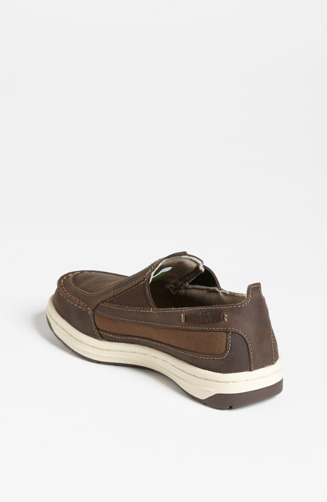Alternate Image 2  - Timberland Earthkeepers® 'Ryan' Slip-On (Walker, Toddler, Little Kid & Big Kid)
