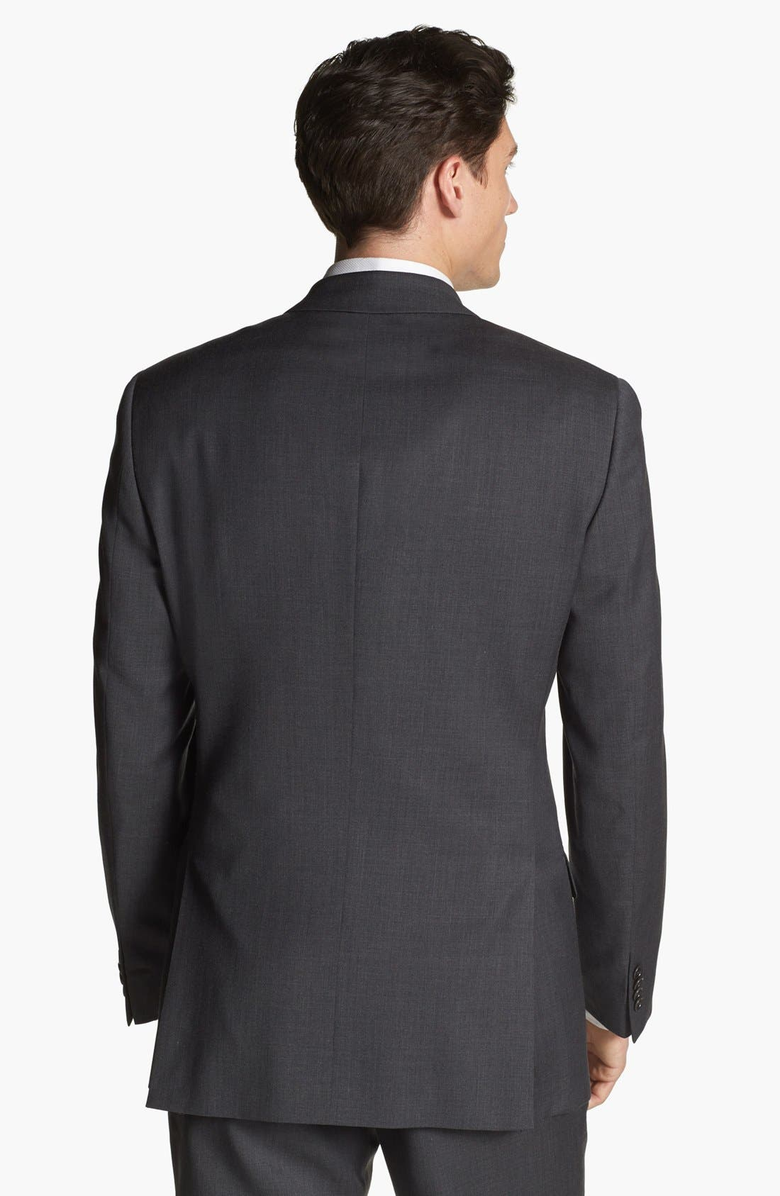 Alternate Image 3  - John Varvatos Star USA 'Loft' Trim Fit Sportcoat