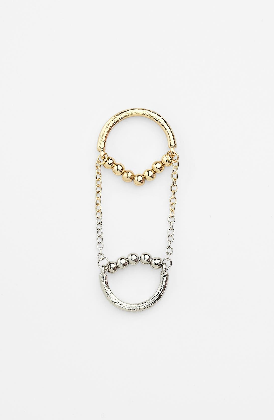 Main Image - Stephan & Co. Rings with Chains (Juniors)