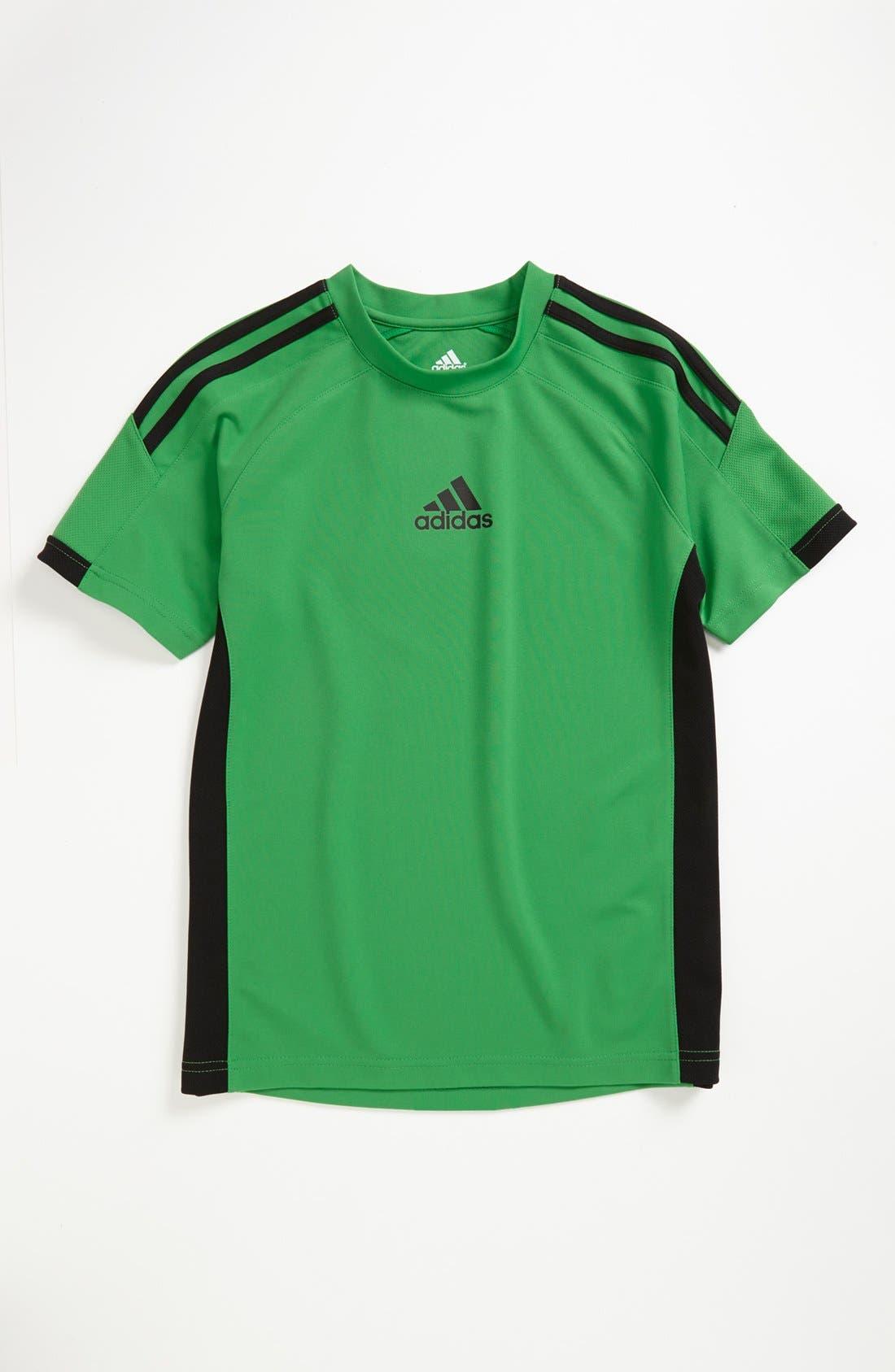 Alternate Image 1 Selected - adidas 'Special Event' T-Shirt (Big Boys)