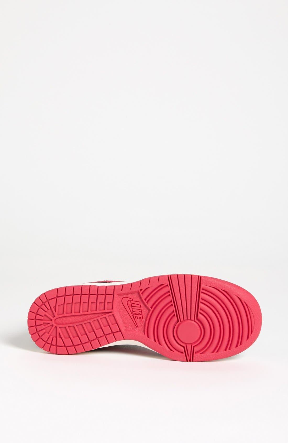 Alternate Image 4  - Nike 'Dunk Low' Sneaker (Women)
