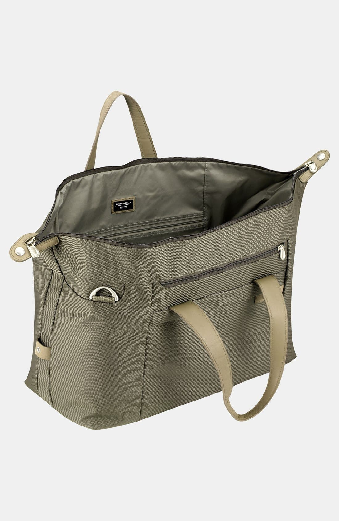 'Baseline' Duffel Bag,                             Alternate thumbnail 2, color,                             Olive