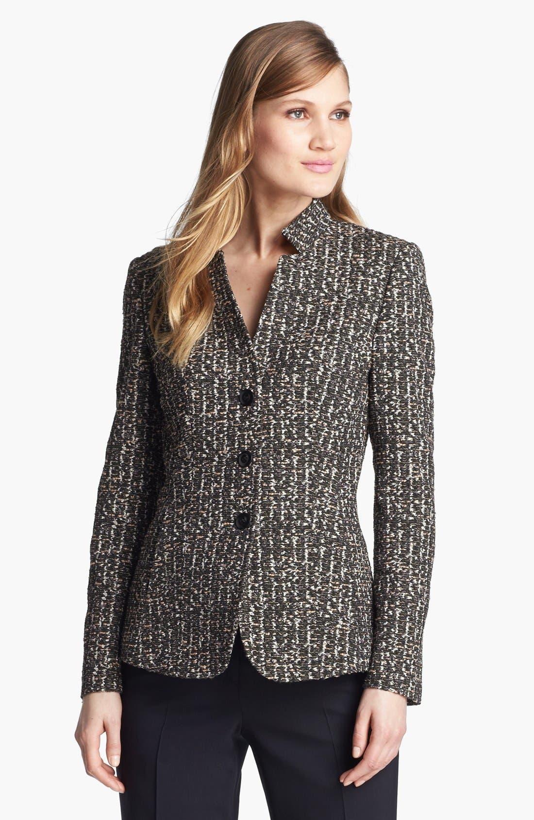 Alternate Image 1 Selected - Santorelli 'Dana' Jacket