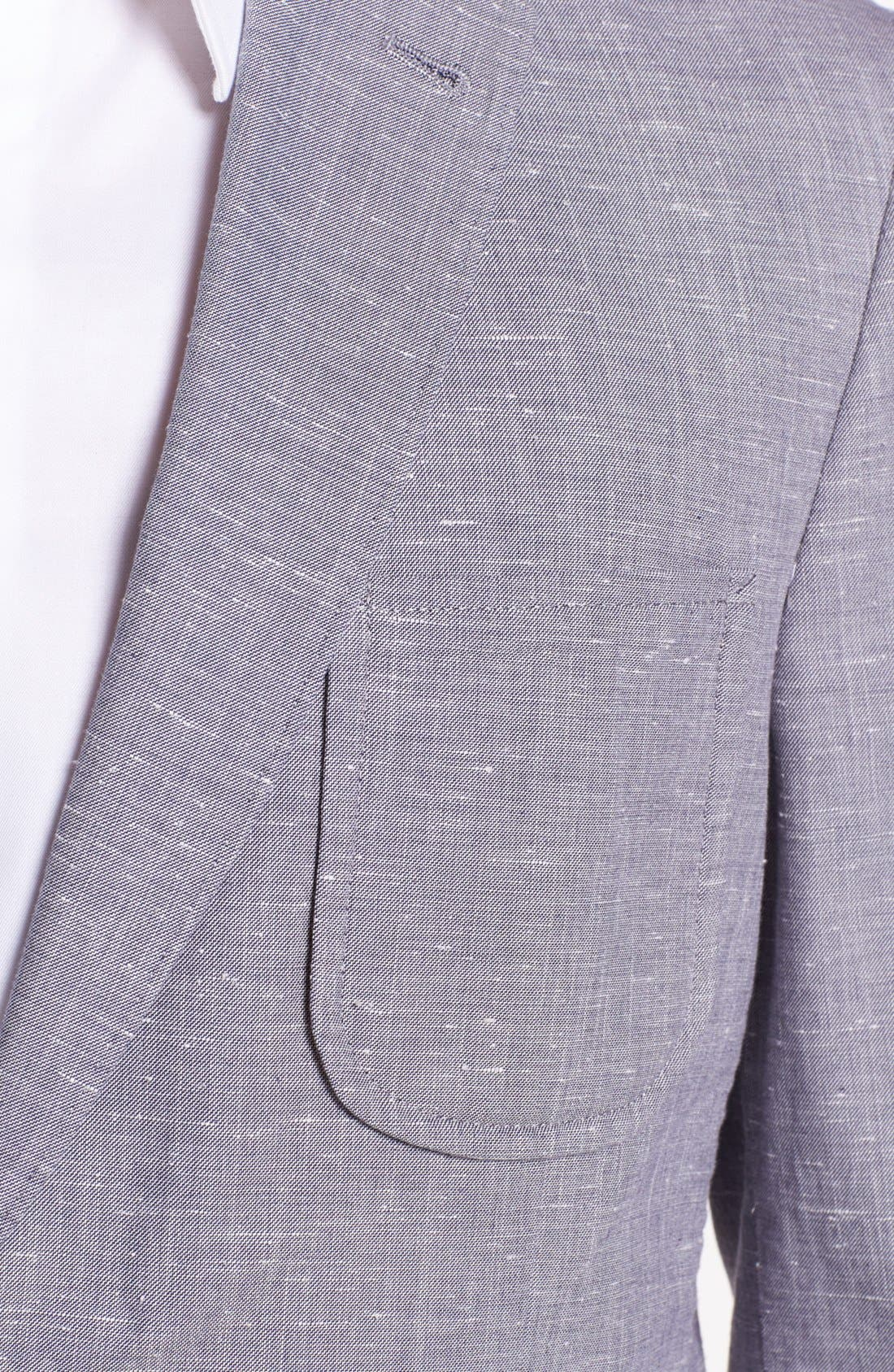Alternate Image 3  - Kroon Cotton Sportcoat