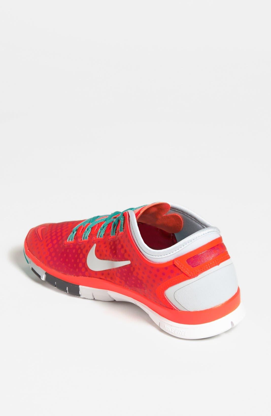 Alternate Image 2  - Nike 'Free TR Connect' Training Shoe (Women)