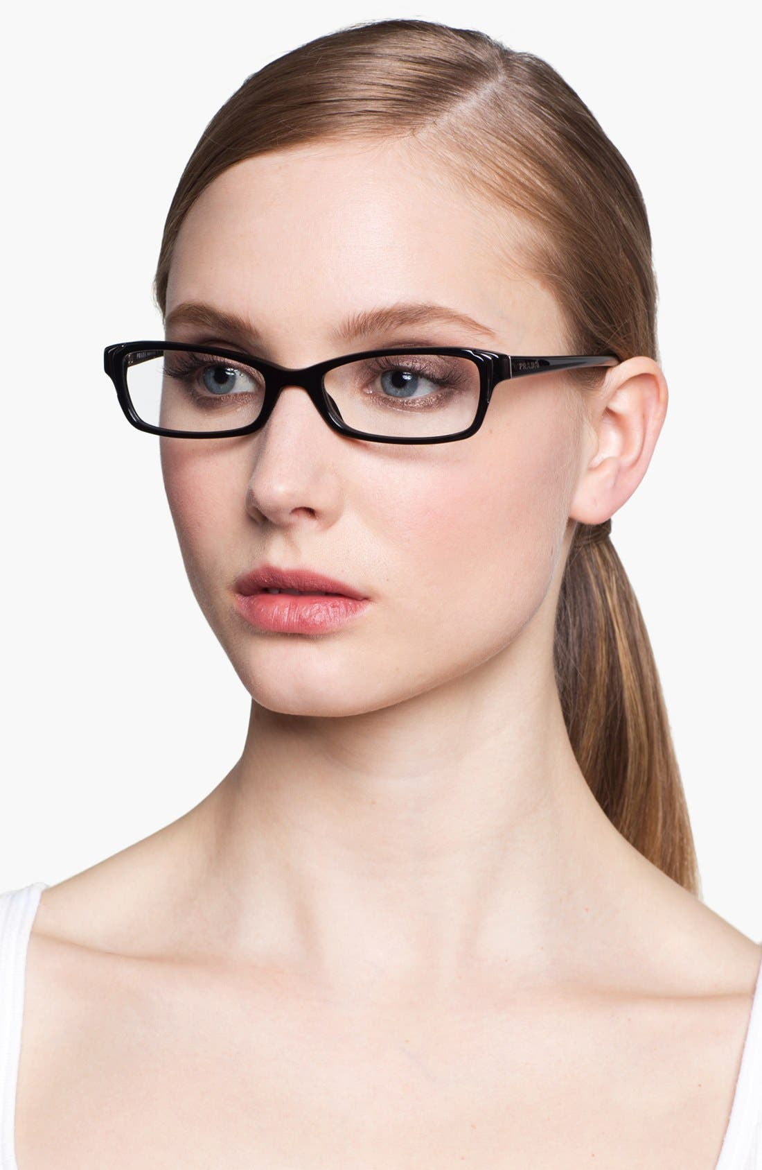 Alternate Image 2  - Prada 51mm Optical Glasses (Online Only)