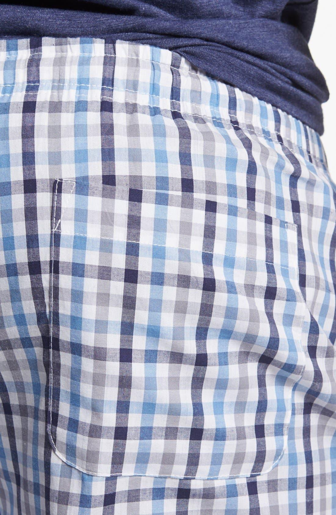 Alternate Image 3  - Majestic International 'Vintage' Pajamas (Big)