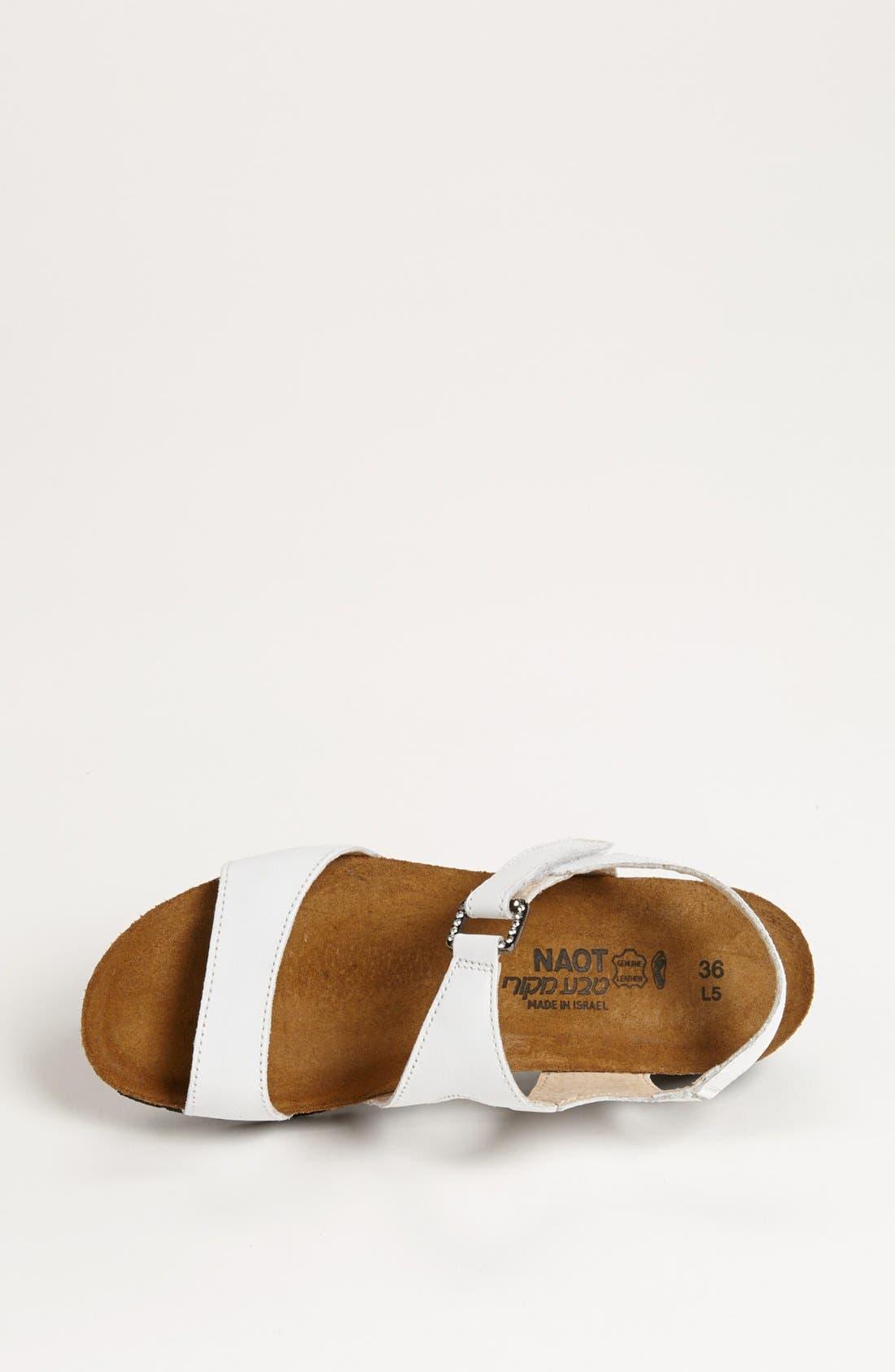 Alternate Image 3  - Naot 'Pamela' Sandal