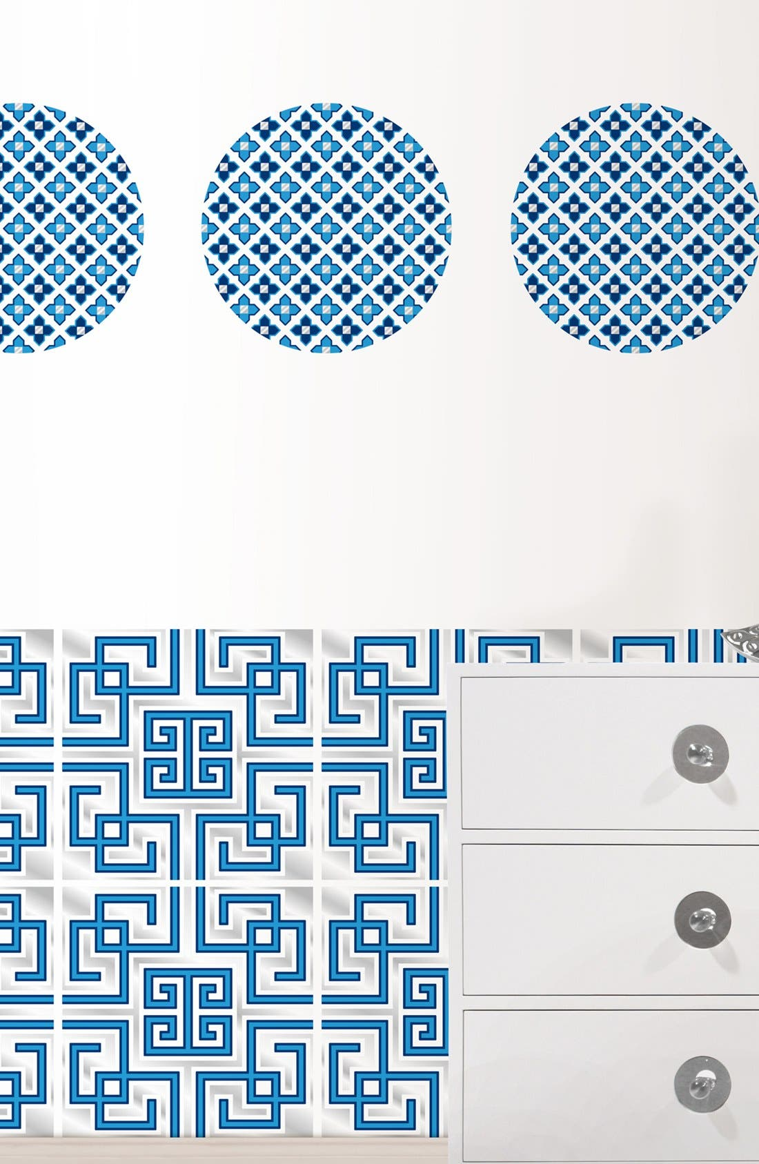 Alternate Image 1 Selected - Wallpops 'Carnaby Dots & Blox' Wall Art