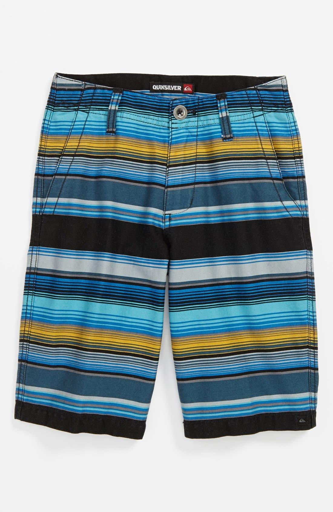 Main Image - Quiksilver 'Snappa' Walking Shorts (Big Boys)