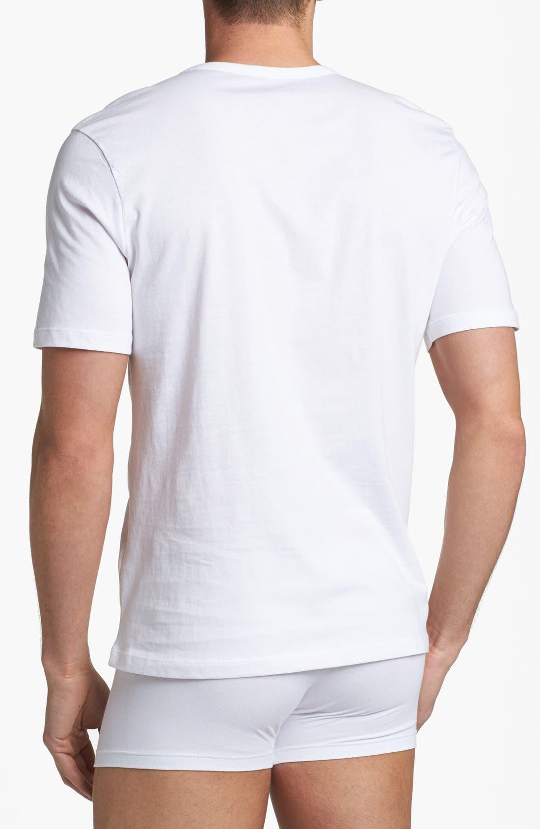 Alternate Image 2  - BOSS 3-Pack V-Neck T-Shirt