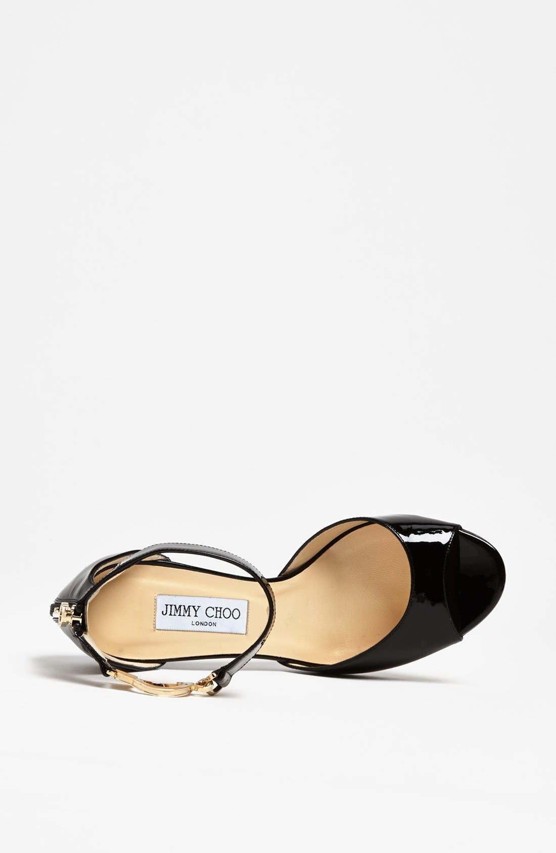 Alternate Image 3  - Jimmy Choo 'Hand Cuff' Sandal