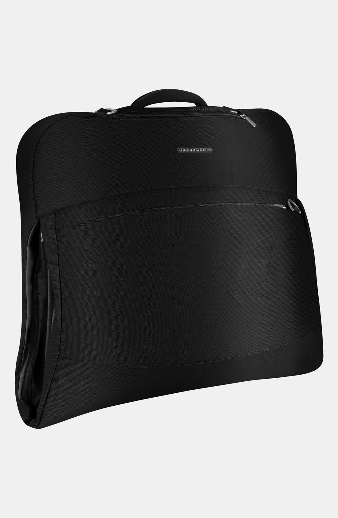 Alternate Image 1 Selected - Briggs & Riley 'Transcend Deluxe' Garment Bag