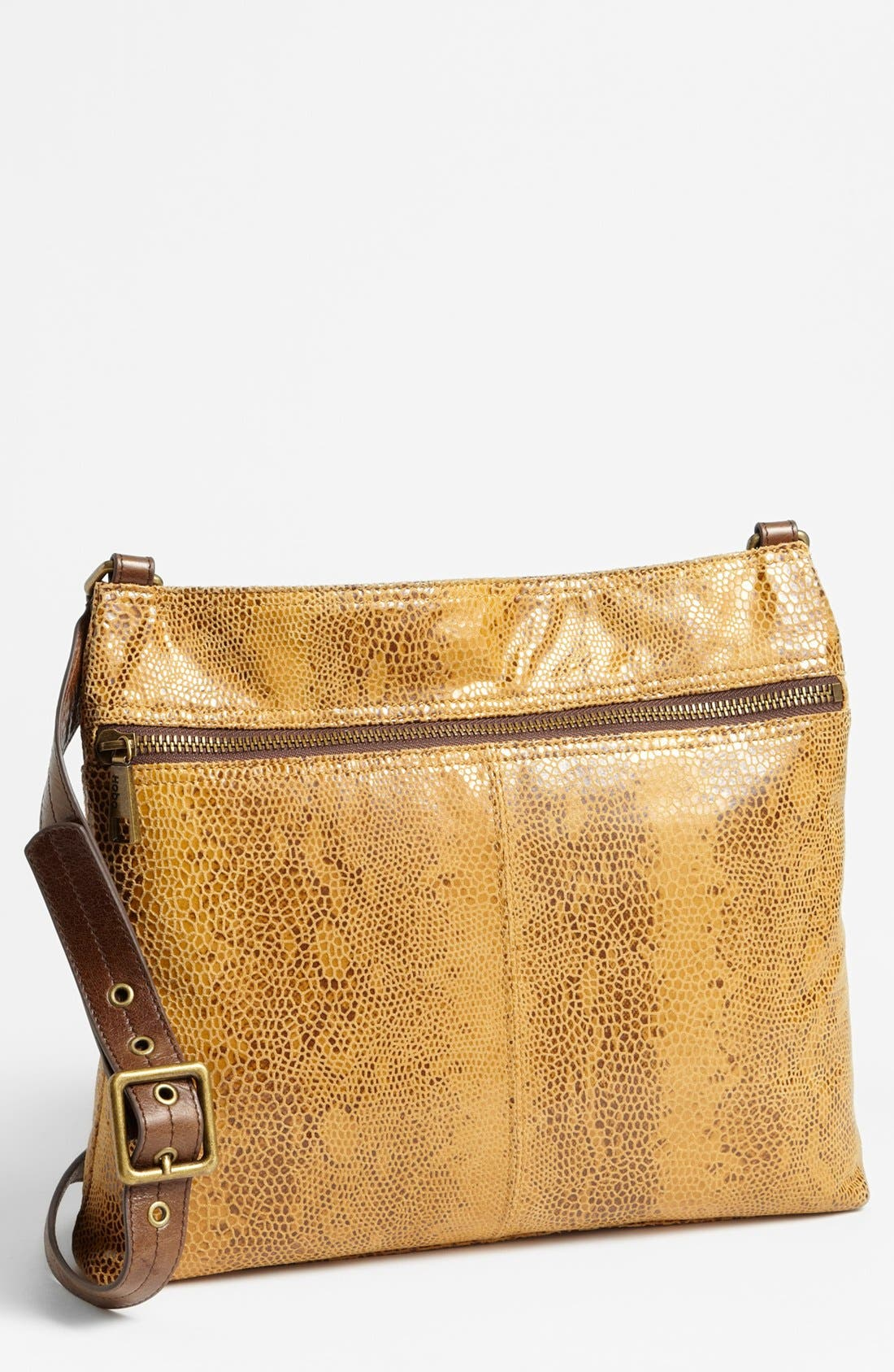 Alternate Image 1 Selected - Hobo 'Lorna' Leather Shoulder Bag