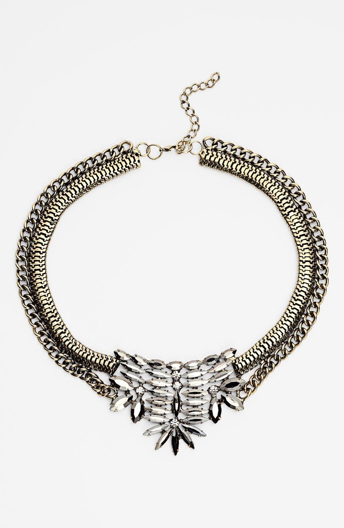 Alternate Image 1 Selected - Tildon 'Kitsch' Statement Necklace