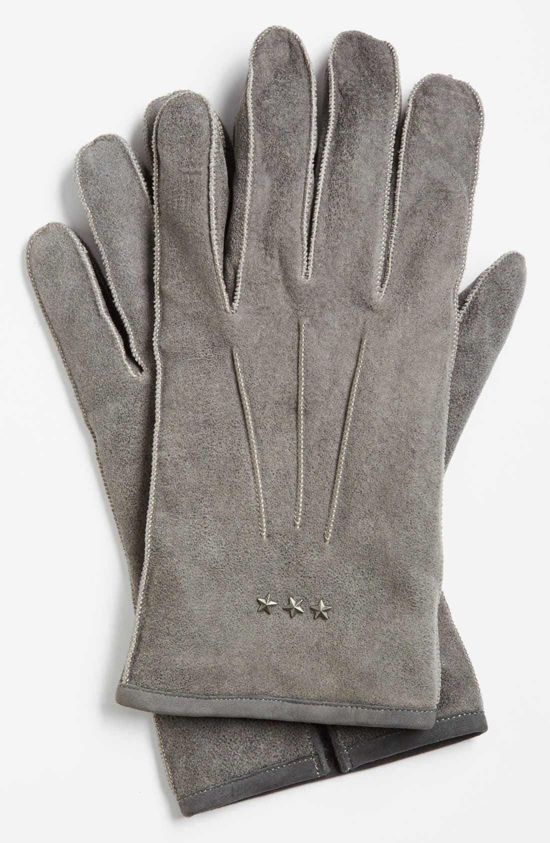 Alternate Image 1 Selected - John Varvatos Star USA Lambskin Gloves
