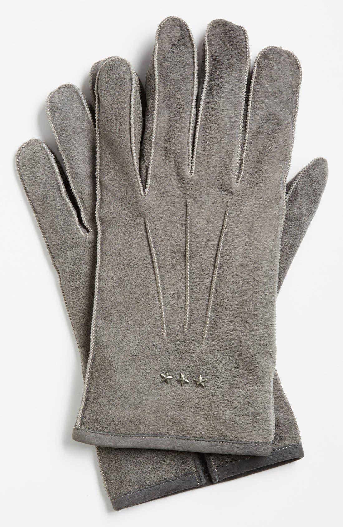 Main Image - John Varvatos Star USA Lambskin Gloves